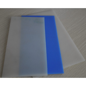 Milky White Silicone Rubber Sheet 500x500mmx3mm