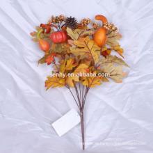 Heiße verkaufende dekorative Ernte-Fall-Blumen-Auswahl