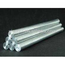 6111 barra redonda de liga de alumínio arrumada a frio