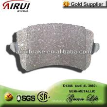 Almohadilla de freno semi-metálica D1386