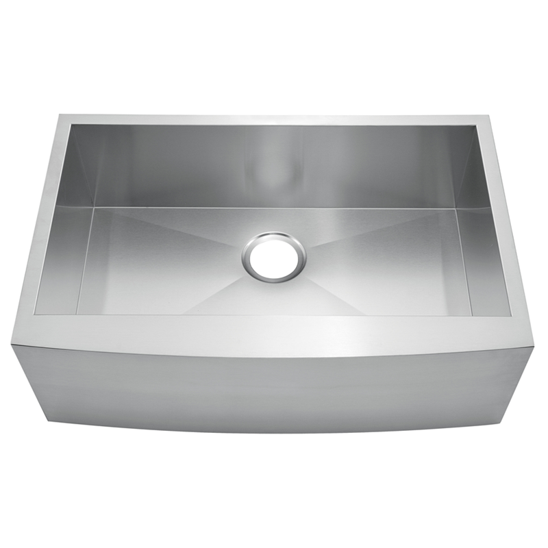 cast iron sink
