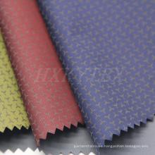 52% tela impresa de la mezcla del poliester del nilón y del 48% para la capa acolchada