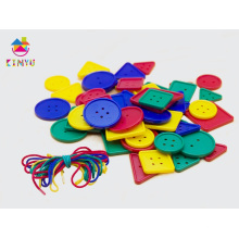 Детский сад Раннее образование Поставки шнуровки кнопки / Детские игрушки (K005)