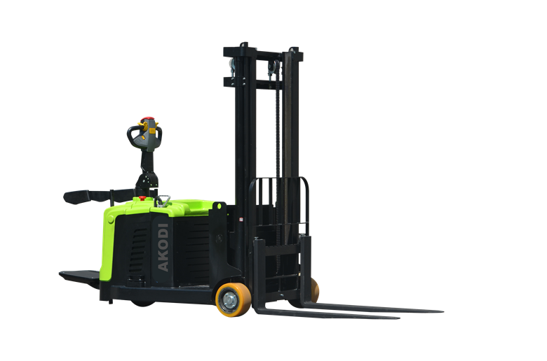 Walkie Counterbalanced Stacker