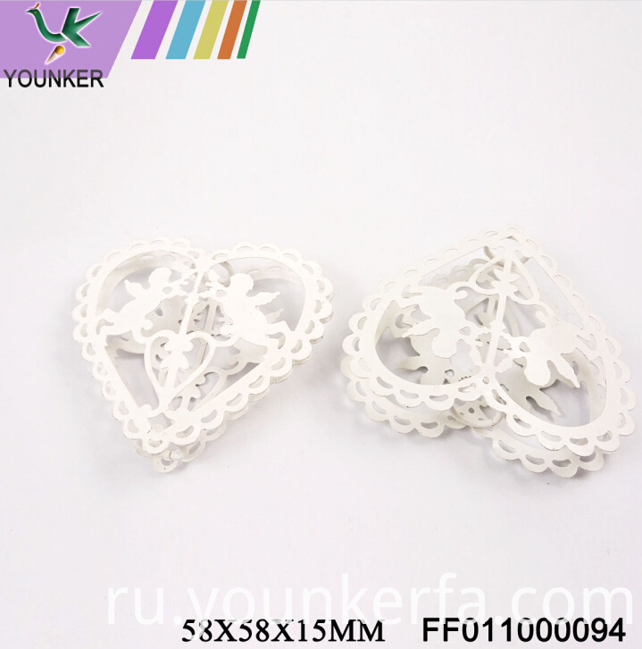 White Metal Ornament01
