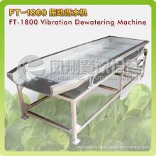 Vibration Vegetable Dewatering Machine, Vegetable Dehydrator