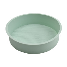 Silicone Kitchen Bakeware DIY Baking Pan Tools Colorful Silicone Cake Round Mold Desserts Baking Mold Mousse Cake Moulds