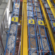 Fabricant chinois Asrs Racking automatisé