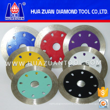 Continuous Rim Diamond Tile Cutting Blade for Angle Grinder