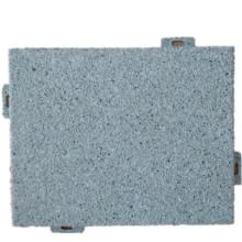 2,0, 2,5, 3,0 mm Plaque en aluminium de pose de pierre