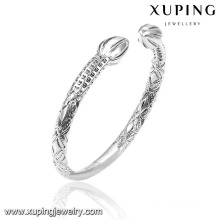 51530 Fashion Xuping Haute Qualité Rhodium No Pierre Bijoux Bracelet