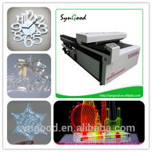Machine à découper en lettres acryliques à laser CNC Co2