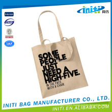 Best selling hot new products for 2015 new products 2015 unbleached organic cotton bag