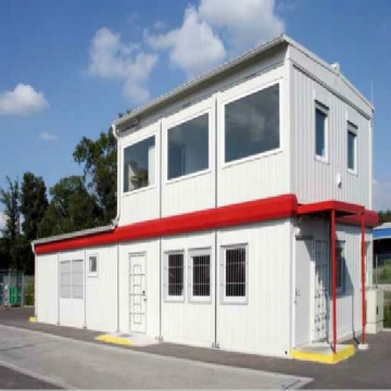 Insulated+Prefabricated+Building+with+Ce+Certification