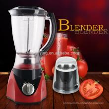 Poderoso de alta calidad de 1.5L PS o PC Jar 2 velocidades Electric Food Blender