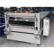Máquina formadora de láminas de techo corrugado 18-75-975