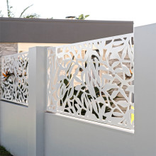 Bespoke Laser Cut Balustrade