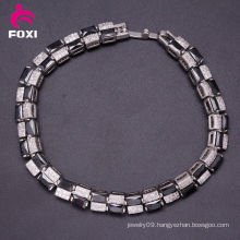 2016 Latest Design Popular White Gold Bracelets