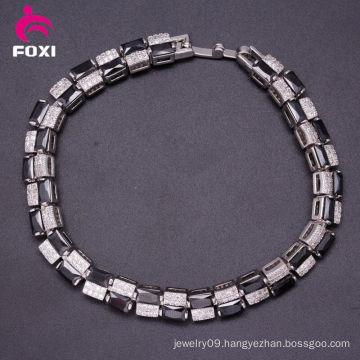 2016 Latest Design Popular White Gold Bracelets