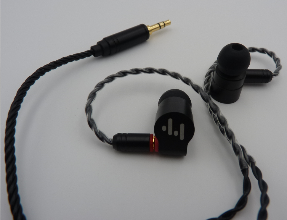 Wired Earphone with Dual Drivers