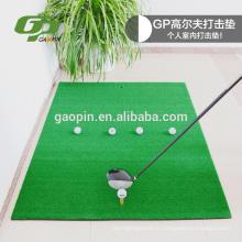 Высокое качество PP трава+ EVA черный резиновый гольф бить коврик могут быть настроены