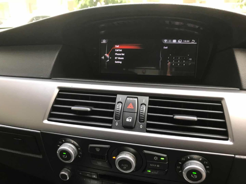 bmw android 5 series