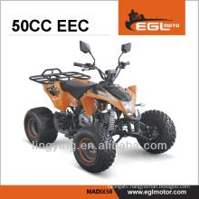 EEC ATV 50CC semi-auto ATV QUAD
