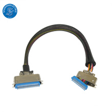 Communication custom cable assembly