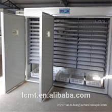 Machine à couver automatique multifonctionnelle 10000 oeufs