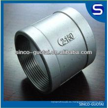 Codo / codo de tubería de fundición de acero inoxidable, Tee, Reducer, acoplamiento rápido