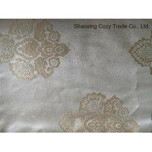 100%Polyester Luxury Jacquard Curtain Fabric