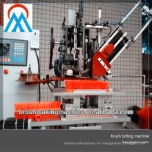 Máquina de fabricación de cepillos automática CNC de 2 ejes fabricada en China