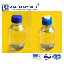 250мл узкое горлышко прозрачное стекло синий колпачок бутыли с реактивом