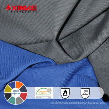 Tejido anti radiación ultravioleta funcional T / C para ropa de trabajo protectora