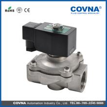 Estilo de solenoide de la válvula de agua eléctrica 2W-25