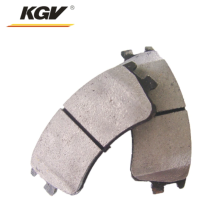Auto brake shoes used for Great Wall Motors
