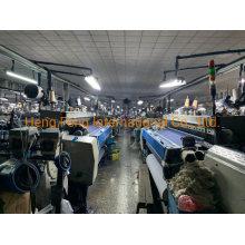 Chinese Made Rapier Loom, Tt828, 190cm, Year 2010-2012, High Speed Textile Machine with Staubli 2650 Dobby, Running on Denim