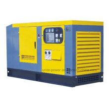 Unite Power 22kw Standby Power Soundproof Isuzu Diesel Generator