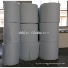Pre Air Filtermedien Polyester Filtertuch