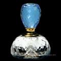 Lake Blue 4ml Car Crystal Perfume Bottle (JD-XSP-100)