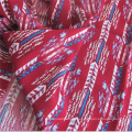Креп вискозный вискозный уток для женских платьев