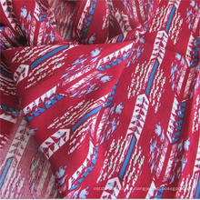 Material de crepé de trama de rayón viscosa para vestidos de mujer