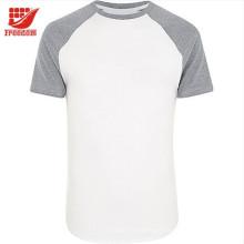 T-shirt 100% do algodão da boa qualidade personalizada logotipo para anunciar