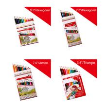 Set de papelería para la pintura de dibujo