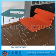 пластиковый стул прессформы впрыски, прессформы бар табурет, стул плесень