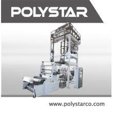 Máquina de fabricação de filme de plástico