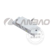 Cabo de PVC plástico tipo retangular Pipeline Capacidade Proximidade Sensor Switch (CE34 DC3)
