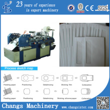 Tmz-382 Custom Busines C5dl Window Envelopes Pasting Machine for Sale