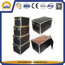 Caso de transporte de aluminio grandes para almacenamiento de equipos