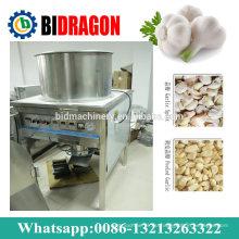 150 кг / ч Машина для чесночного пилинга Цена для пищевой промышленности